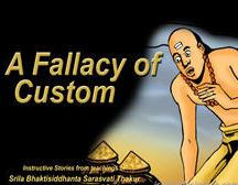 Fallacy-of-Custom